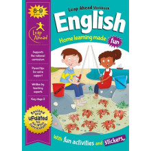 Help with Homework Book English Ages 8-9