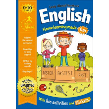 Help with Homework Book English Ages 9-10