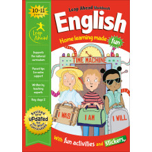Help with Homework Book English Ages 10-11