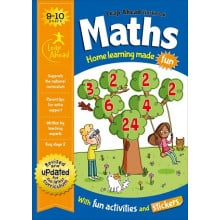 Help with Homework Book Maths Ages 9-10