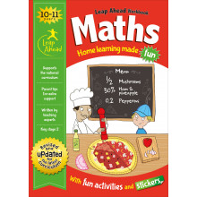 Help with Homework Book Maths Ages 10-11