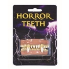 HW1919 Halloween Horror Teeth 3 Asst