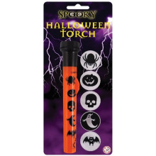 HW1925 Halloween Torch with Image Covers
