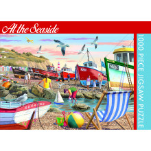 1000pc Jigsaw Puzzle At The Seaside