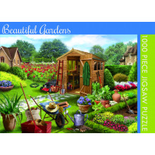 1000pc Jigsaw Puzzle Beautiful Gardens