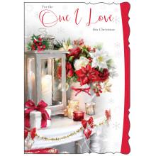 O.I.L Fem Tr 90 Christmas Cards