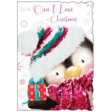 O.I.L Fem Cte 90 Christmas Cards