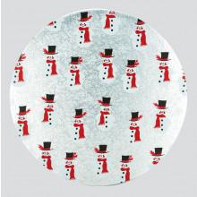 Culpitt Christmas Cake Board 25cm Round