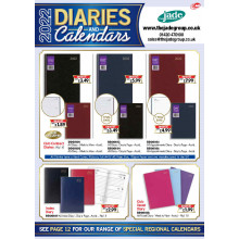Diaries & Calendars Catalogue 2022