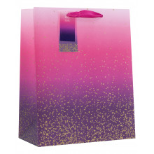 Gift Bag Vivid Ombre Large