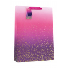 Gift Bag Vivid Ombre Extra Large