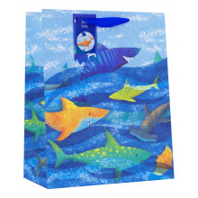 Gift Bag Ocean Party Large