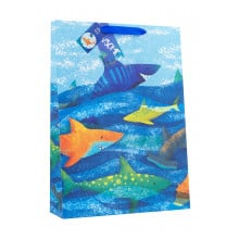 Gift Bag Ocean Party Extra Large
