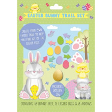 EA2001 Easter Bunny Trail Set