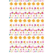 Easter Gift Wrap Cute