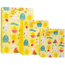EA2024 Easter Chick Gift Bags Large