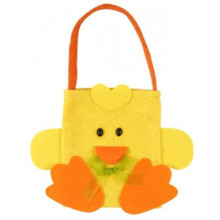 EA2035 Felt Easter Bag 2 Asst