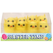 EA2037 Easter Chicks Boxed 8's