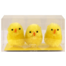 EA2039 Chicks Boxed 6cm 3's