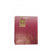 Gift Bag Ombre Pink Large