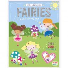 Books Sticker Activity Fairies