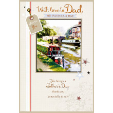 Fathers Day Cards Open Trad 75