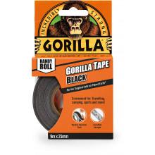 Gorilla Tape Black Handy 9Mx25mm
