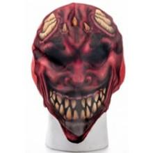 HW1926 Halloween Skin Mask 4 Asst