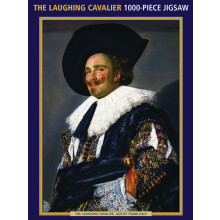 1000pc Jigsaw Puzzle Laughing Cavalier
