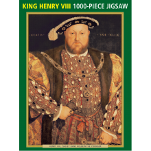 1000pc Jigsaw Puzzle King Henry VIII