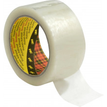 Scotch 3M Clear Parcel Tape 48mm x 66m