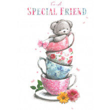 Greetings Cards Friend Female