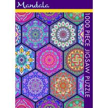 1000pc Jigsaw Puzzle Mandala