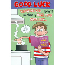 Cards Cherry Orchard ML374 Good Luck C75