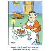 Norman & Brenda Cards NOR100 Open Humour
