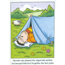 Norman & Brenda Cards NOR101 Open Humour