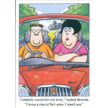 Norman & Brenda Cards NOR108 Open Humour