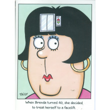 Norman & Brenda Cards NOR115 Open Humour