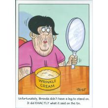 Norman & Brenda Cards NOR120 Open Humour