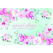 Notecard Collection Belles Fleurs