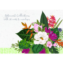 Notecard Collection Botanicals