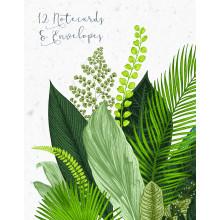 Notecard Wallet Botanicals