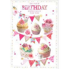Greetings Cards Female Birthday