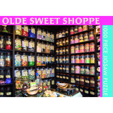 1000pc Jigsaw Puzzle Olde Sweet Shop