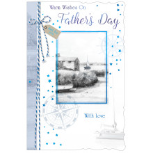 Fathers Day Cards Open Traditional 75