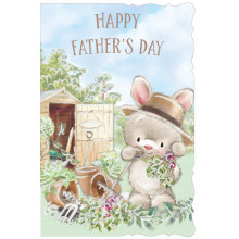 Fathers Day Cards Open Cute 75
