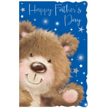 Fathers Day Cards Open Cute 125
