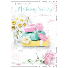 Mothers Day Cards Mothering Sunday Trad