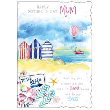 Mothers Day Cards Mum Traditional 50