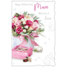 Mothers Day Cards Mum Trad 75